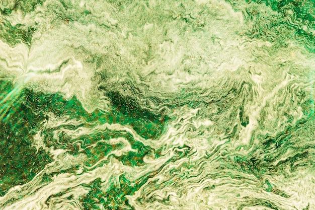 Abstrakcjonistyczna woda morska z burzowymi fala