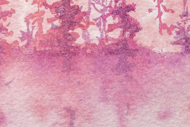 Abstrakcjonistycznej sztuki tła purpur i menchii kolory