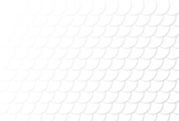 Abstrakcjonistyczny biały geometryczny deseniowy tło