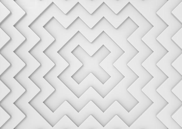 Abstrakcjonistyczny biały x kształta wzoru ściany tło.