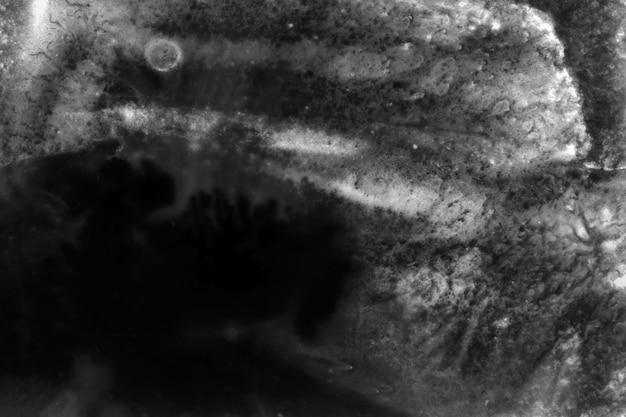 Abstrakcjonistyczny czarny i biały backgroud. ciemny grunge tekstury tło.