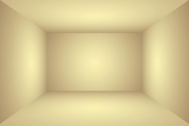 Abstrakcjonistyczny luksusowy lekki kremowy beżowy brąz jak bawełniany jedwabniczy tekstury tło. pokój studio 3d.
