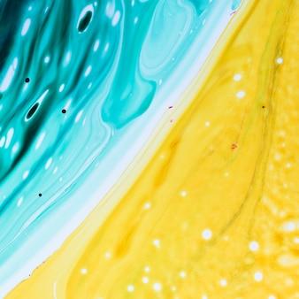 Abstrakcjonistyczny nadmorski z wodą i piaskiem