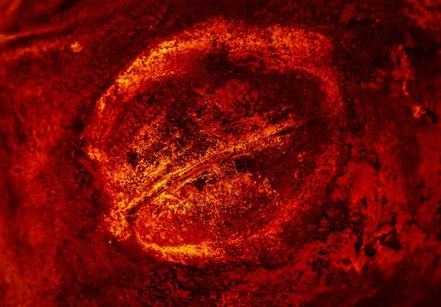Abstrakcjonistyczny ośniedziały metalu tło