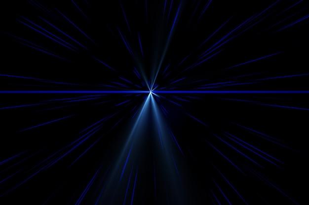 Abstrakcjonistyczny racy światła tło