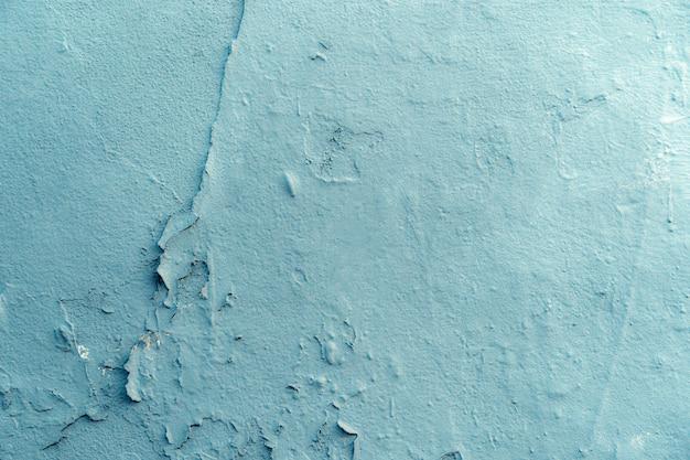 Abstrakcjonistyczny tło od starego błękita betonu tekstury z grunge i drapający. tło retro i vintage.