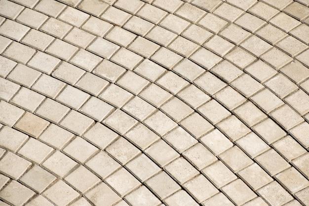 Abstrakcjonistyczny tło stary brukowa bruku zakończenie