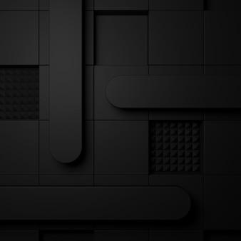 Abstrakcjonistyczny tło z ciemnym pojęciem