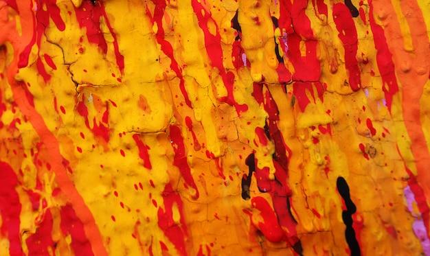 Abstrakcjonistyczny tło z tekstury akwarelą na papierze