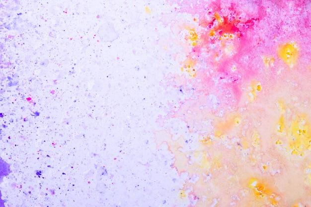 Abstrakcyjna kolorowa farba tekstur