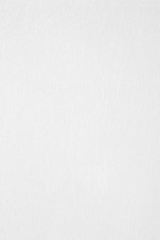 Abstrakcyjna szeroka biała ściana cementowa na tle z pustą przestrzenią kopia przestrzeń papierowa tekstura biała