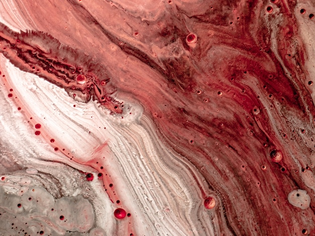 Abstrakcyjna tekstura farby z wyglądem oleju i grunge