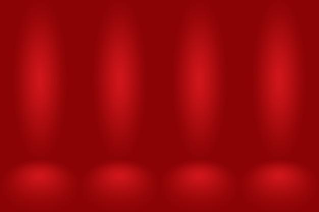 Abstrakcyjne czerwone tło boże narodzenie walentynki projekt układustudioroom szablon internetowy raport biznesowy z...