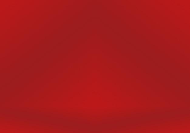 Abstrakcyjne luksusowe miękkie czerwone tło boże narodzenie walentynki projekt układustudioroom szablon sieci...