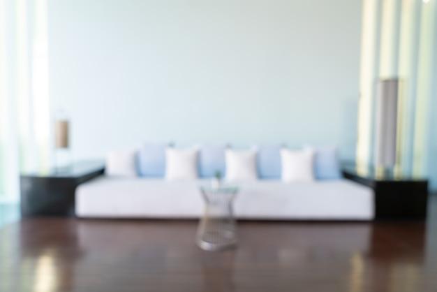 Abstrakcyjne rozmycie i nieostre lobby hotelowe