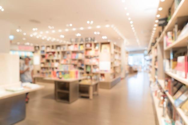 Abstrakcyjne rozmycie piękne centrum handlowe luksusowe centrum handlowe