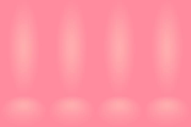 Abstrakcyjne różowe tło boże narodzenie walentynki projekt układustudioroom szablon internetowy raport biznesowy w...