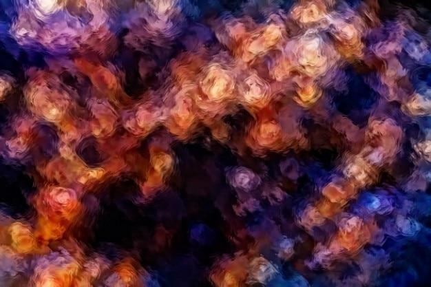 Abstrakcyjne tekstury dymu