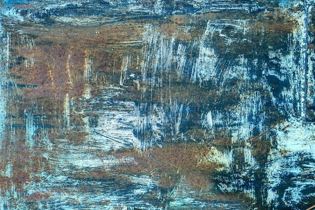 Abstrakcyjne tło, grunge zardzewiały metal tekstury
