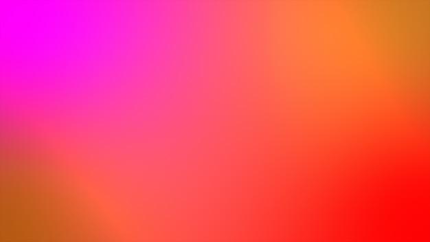 Abstrakcyjne tło holograficzny gradient futurystyczny renderowania 3d