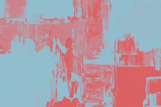 Abstrakcyjne tło tapety, teksturowana farba akrylowa o mieszanych kolorach