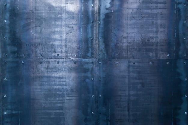 Abstrakcyjne tło tekstury metalu na ścianie vintage tekstura tła dla projektowania i sztuki może