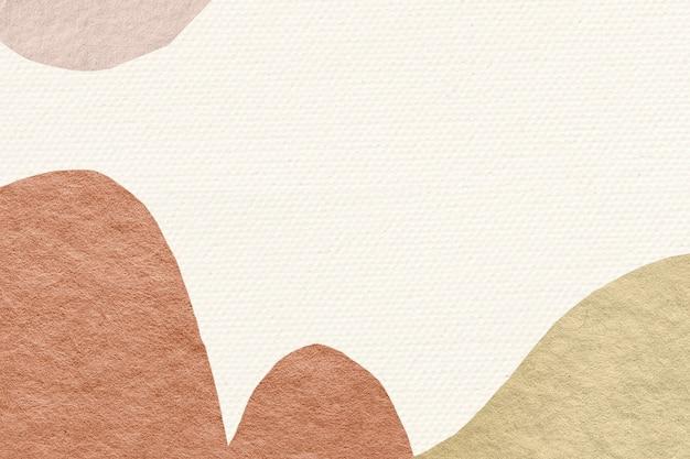 Abstrakcyjne tło w odcieniach ziemi