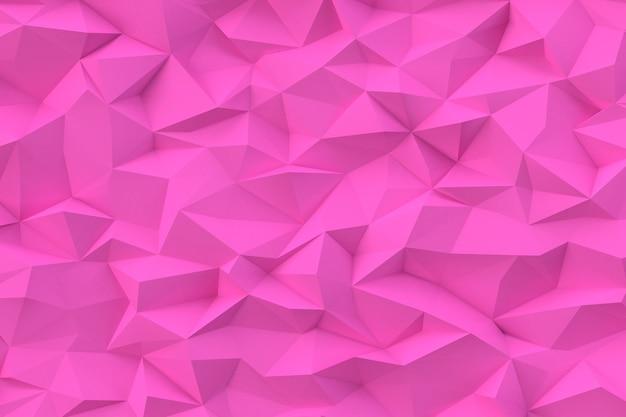 Abstrakcyjne trójkąty w tle