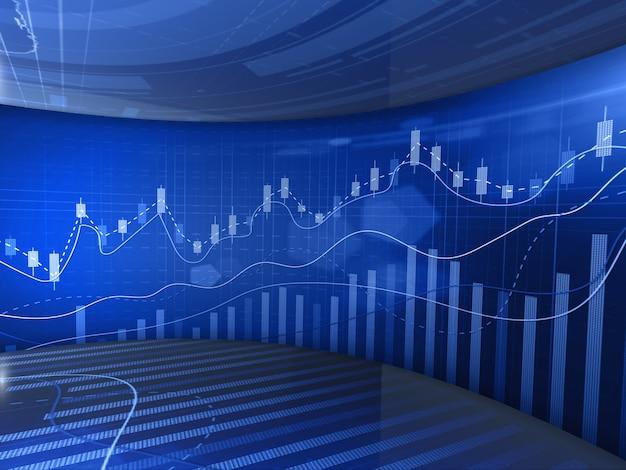Abstrakcyjne wykresy i wykresy