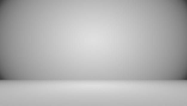 Abstrakcyjny luksusowy czarny gradient z obramowaniem winiety tło studio tło dobrze wykorzystaj jako tło...