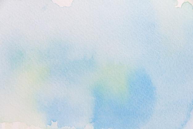 Abstrakcyjny obraz tła z akwareli