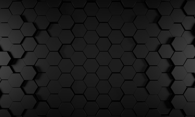 Abstrakcyjny render 3d, nowoczesne tło geometryczne, projekt graficzny
