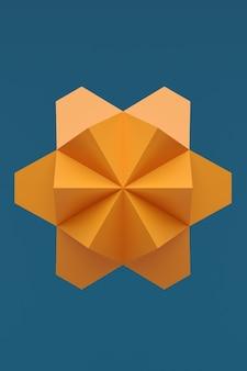 Abstrakcyjny wzór geometryczny tekstura styl projektowania nowoczesna geometria kompozycja grafika z prostym k...