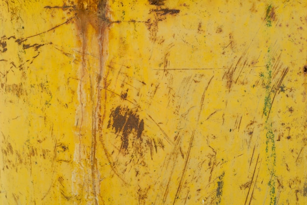 Abstrakt skorodował ośniedziałego metalu tło