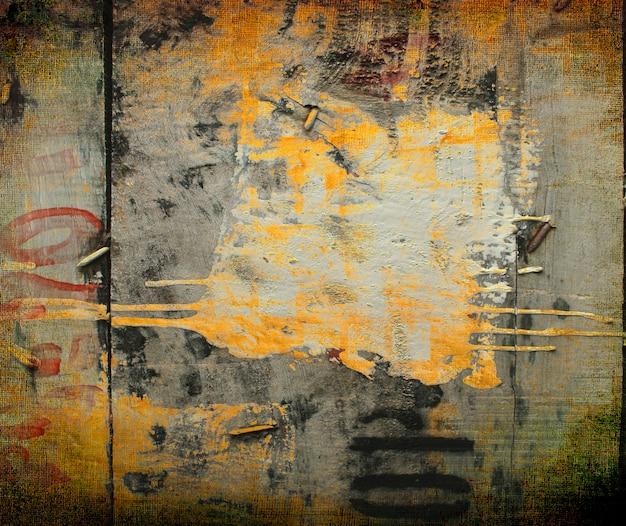 Abstrakt stara grunge ściana dla przestrzeni
