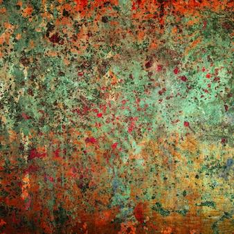 Abstrakt stara grunge ściana dla tła