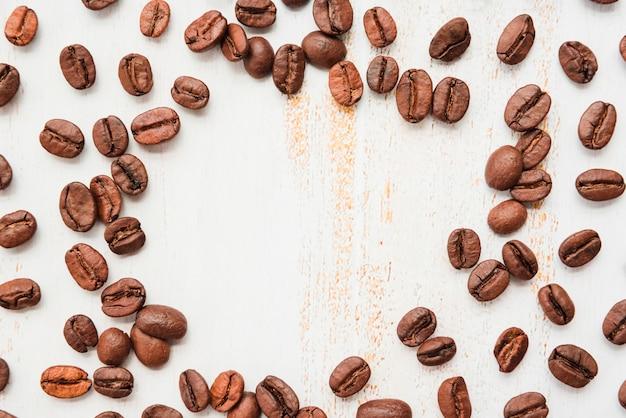 Aby zobaczyć ziarna kawy