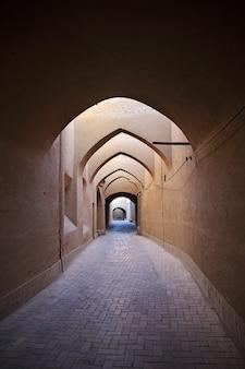 Acient miasto yazd w iranie