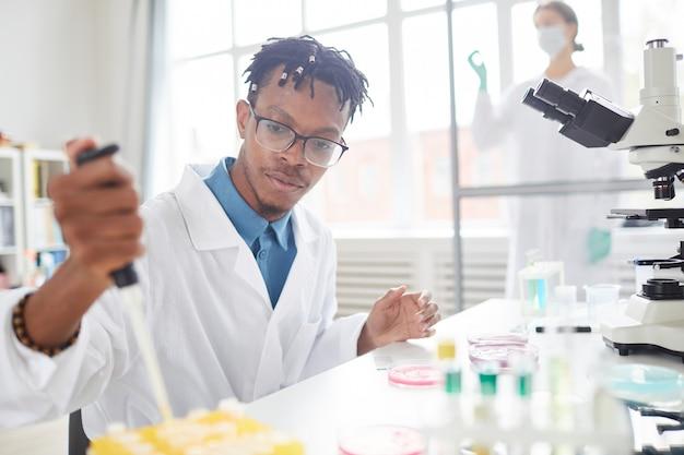 Afroamerykański naukowiec