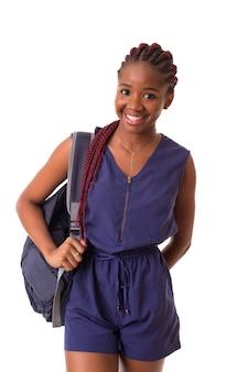 Afrykański student