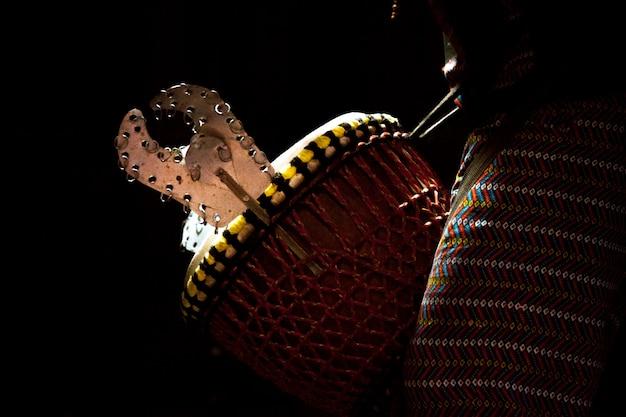 Afrykańskie bębny