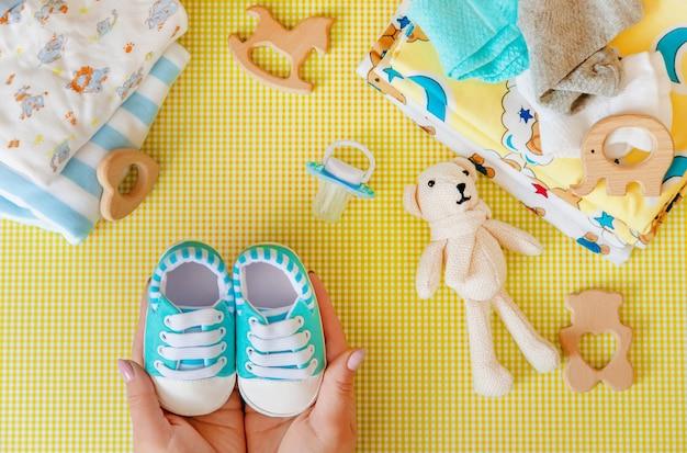 Akcesoria dla noworodków