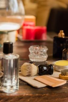 Akcesoria do golenia i trymera dla fryzjera