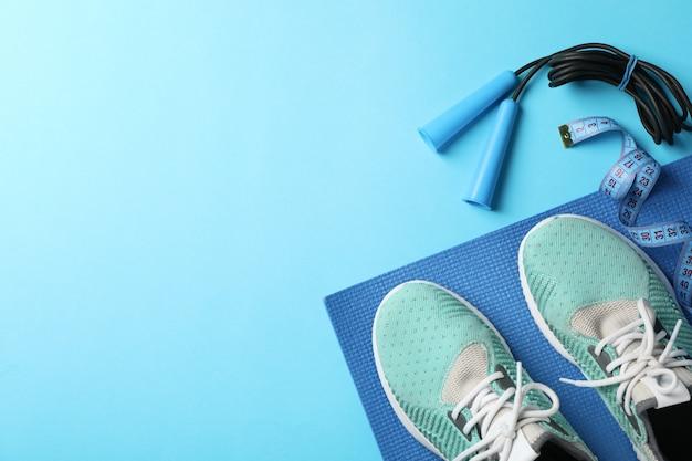 Akcesoria do odchudzania lub zdrowego stylu życia