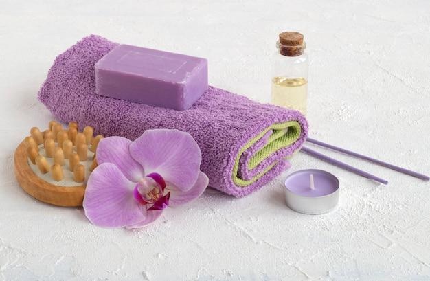 Akcesoria do zabiegów spa i pielęgnacji ciała