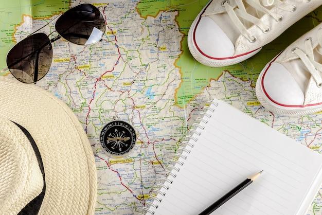 Akcesoria podróżne na podróż