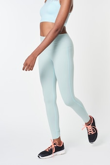 Aktywny strój do jogi dla kobiet