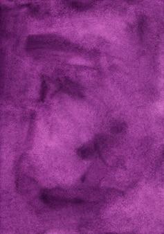 Akwarela eleganckie ciemnofioletowe tekstury tła, ręcznie malowane. vintage akwarela głęboki karmazynowy tło.