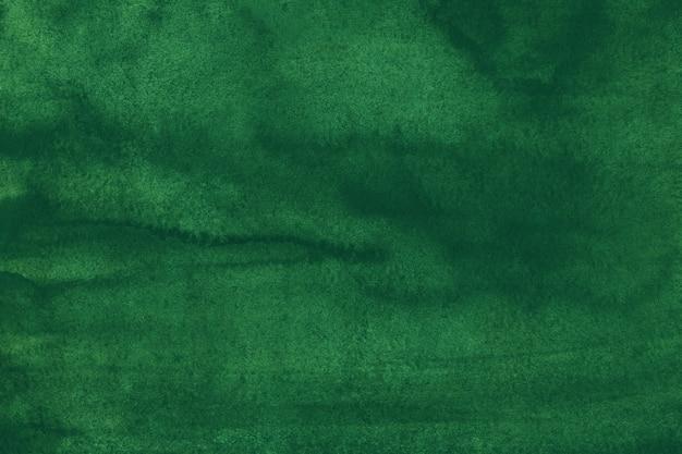Akwarela głębokie irlandzkie zielone tło tekstury