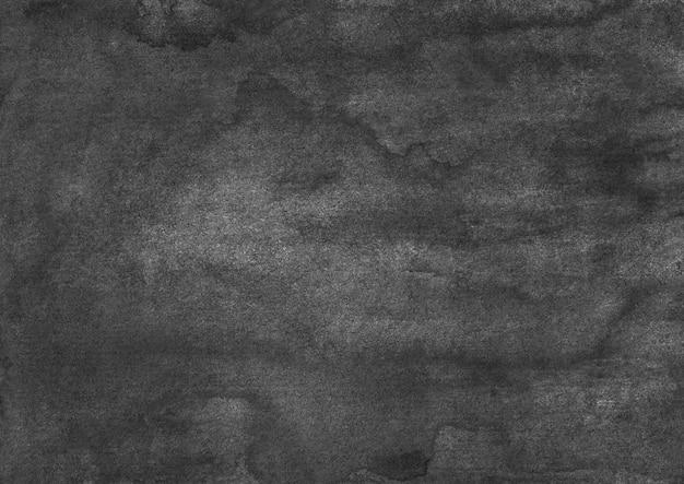 Akwarela grunge szary obraz tła